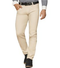 envío gratis pantalon lenin beige para hombre croydon