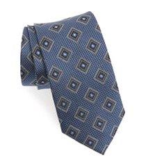 men's nordstrom medallion silk tie