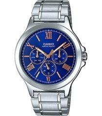 mtp-v300d-2au reloj casio 100% original garantizados