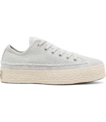 converse summer getaway chuck taylor all star espadrille low top