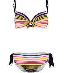 bikini rosa faia geel