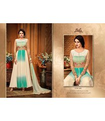 indian wedding ethnic women anarkali salwar kameez designer suit dress - 2486