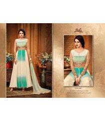 indian wedding ethnic women anarkali salwar kameez designer suit dress - 2486