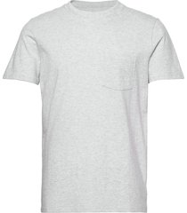 organic cotton pocket t-shirt t-shirts short-sleeved vit gap