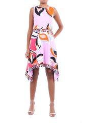 0ejh510e727 multicolor dress