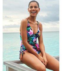 bora bora classic underwire non pad one-piece swimsuit d-gg