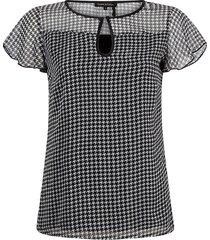 c06-92-302 blouse top dubbel