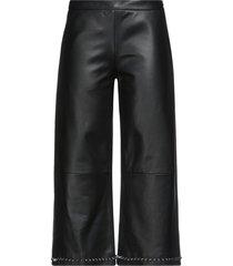 philipp plein cropped pants