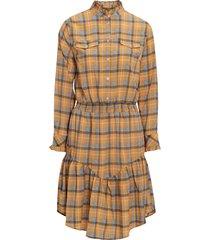 klänning marlon check dress