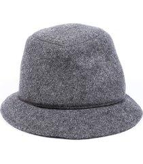 brunello cucinelli wool cashmere hat