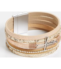 maurices womens faith magnetic bracelet
