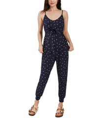a pea in the pod luxe collection maternity jumpsuit