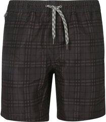 burberry martin check shorts