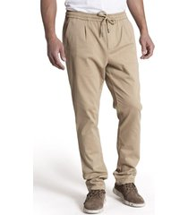 pantalon lisboa algodón beige rockford