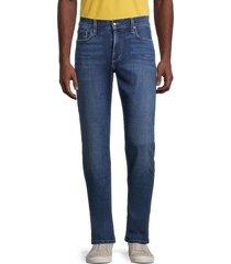 joe's jeans men's the brixton straight & narrow jeans - rehan - size 38