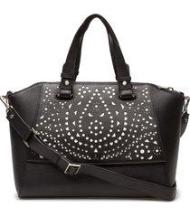 atessa handbag alexandria bags top handle bags zwart adax