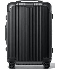 rimowa hybrid 22-inch rolling carry-on -