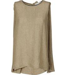 fabiana filippi loose sleeveless top