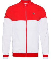 men s jacket outerwear sport jackets röd lacoste