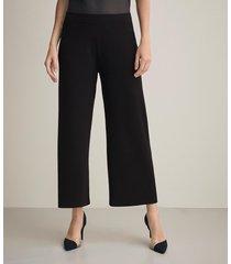pantalone crop basic