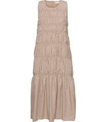 lenagz long dress dresses evening dresses beige gestuz