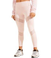 guess mesh-inset leggings