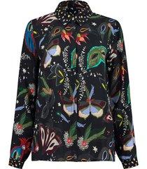 blouse festival fever by katja