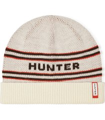 original hunter branded beanie