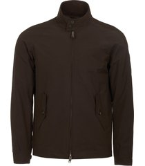 baracuta g4 harrington jacket | soot | brcps0002-1180