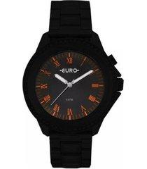 relógio euro feminino analógico eu2036yme/4p