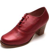 zapato 608 coral metalizado moca