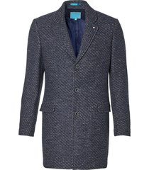 british indigo jas - slim fit - blauw