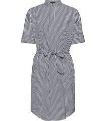 dresses light woven kort klänning blå esprit collection