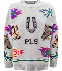 philosophy di lorenzo serafini merino wool sweater
