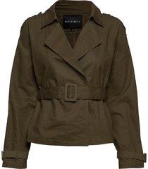 jackie jacket sommarjacka tunn jacka beige rut & circle