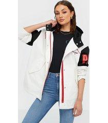 polo ralph lauren cotton hooded jacket övriga jackor