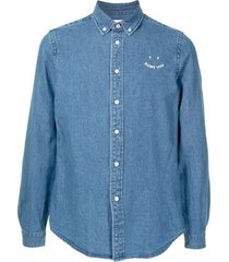 paul smith mens tailored fit shirt