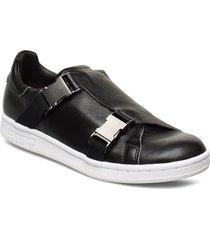 stan smith bckl w sneakers svart adidas originals