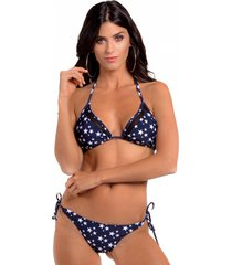 bikini azul tout dixy