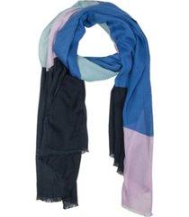 kate spade new york women's colorblock oblong scarf
