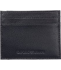 emporio armani cross credit card holder