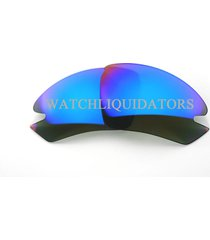 replacement lenses for bolle draft sunglass dark grey ice blue mirror lens