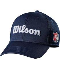 gorra de golf wilson tour mesh