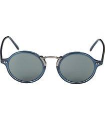 48mm round sunglasses