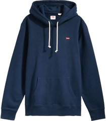 hoodie original blauw