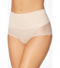 spanx women's undie-tectable lace hi-hipster panty sp0515