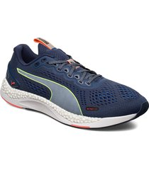 speed 600 2 shoes sport shoes running shoes blå puma