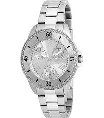 reloj invicta 21682 plata acero inoxidable