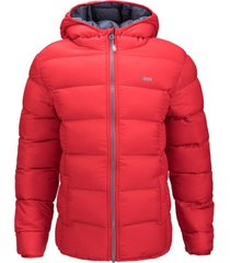 chaqueta all winter rojo coral lippi