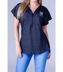 camiseta equivoco oversized lucy feminina
